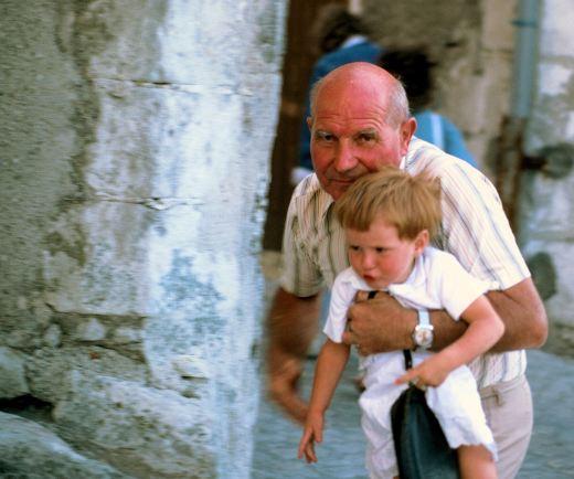 BasqueMan&Grandson